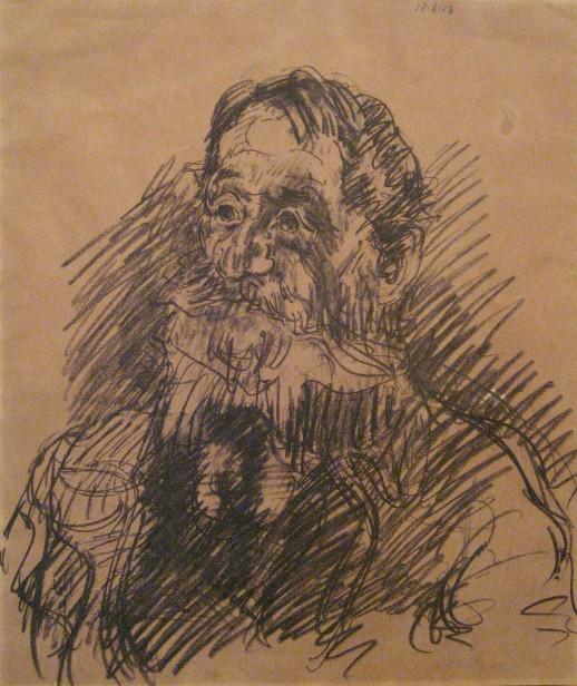 Portrait of a Man, 1918