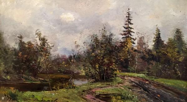 Landscape, 1980